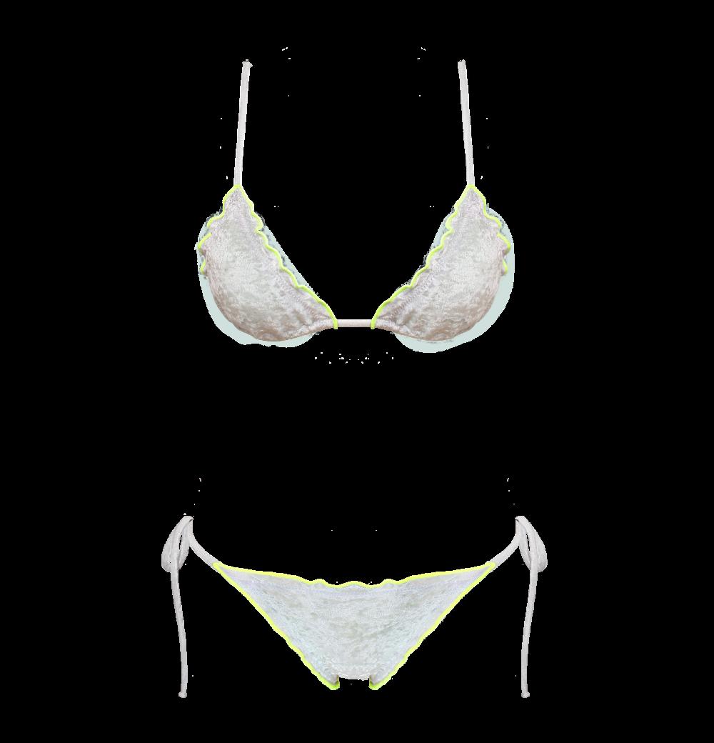 light bikini