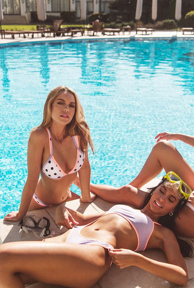 Babe Bikini Set